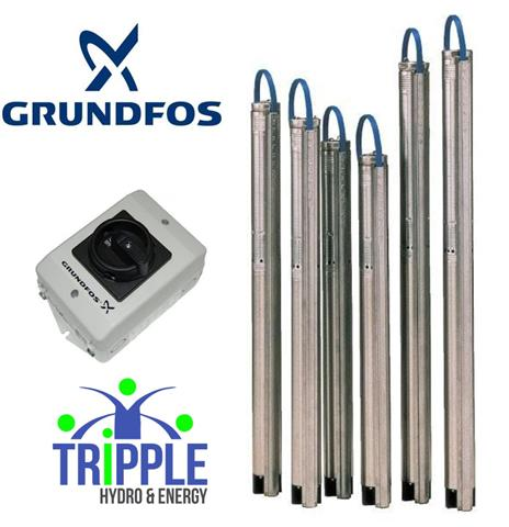 Grundfos Solar Pumps South Africa