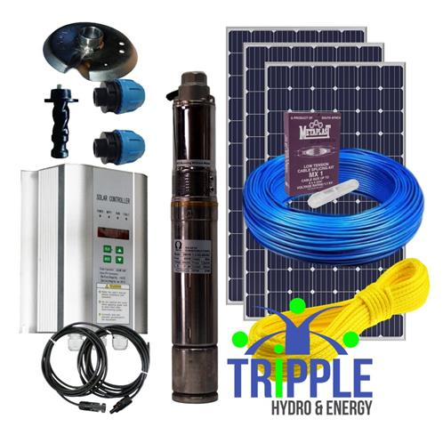 Omega Solar Pump Kits South Africa