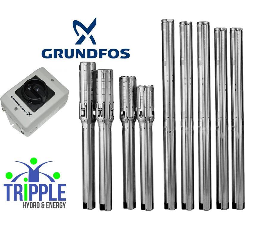 Grundfos Hybrid Solar Pumps | Grundfos Hybrid Solar Pumps South Africa