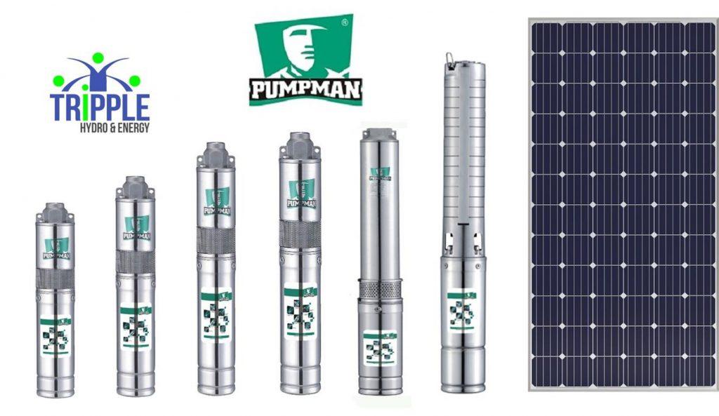 Pumpman Solar Pumps | Pumpman Solar Pumps South Africa