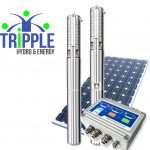Leo Hybrid Solar Pumps, Multiflow solar pumps, Leo solar pumps,